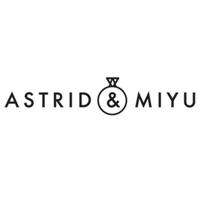 Astrid & Miyu 英国潮流珠宝品牌网站