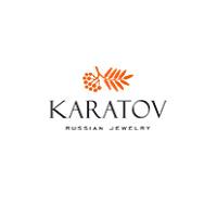 KARATOV 俄罗斯珠宝品牌网站