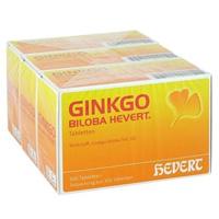 Ginkgo 金纳多 银杏提取营养片 改善血压 300片