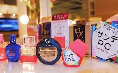 加拿大禁售日本网红眼药水,国内电商还在卖?