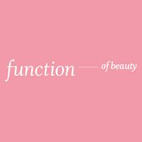 FunctionOfBeauty美国护发产品定制品牌网站