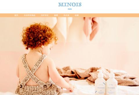 minoisparis法国天然护理品牌海外旗舰店