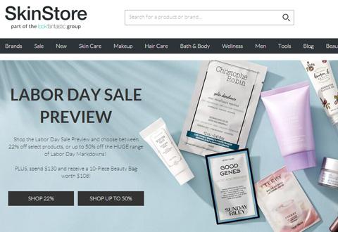 SkinStore(致美网)优惠码:陈伟霆代言 FOREO UFO面膜仪 7折 + 额外9折 + 双重礼品