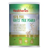 新西兰PD药房Healtheries 贺寿利 纯羊奶粉 450g