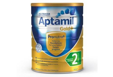 澳洲PO药房 Aptamil 澳洲爱他美 金装加强型婴幼儿配方奶粉(2段)6个月+900g
