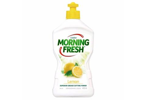 澳洲PO药房 Morning Fresh 浓缩多功能餐具水果蔬洗洁精400ml(柠檬香型)