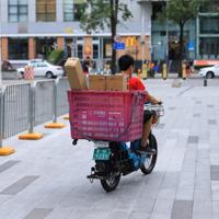 广东梅州市开展跨境电商寄递服务专项检查