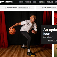 Foot Locker新版美国官网海淘潮鞋攻略