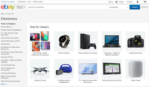 卖家如何在eBay上添加付款方式