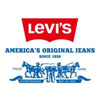 Levis李维斯官网精选时尚牛仔服饰两件仅需$90