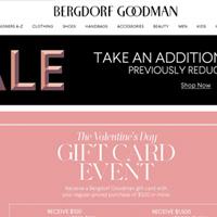 Bergdorf Goodman美国波道夫·古德曼百货网站海淘攻略