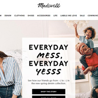 Madewell美国休闲服饰品牌网站海淘购物攻略