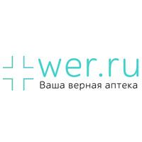 Wer.ru俄罗斯在线药店网站