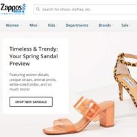 Zappos美国官网购买流程与海淘攻略