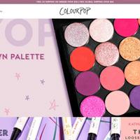 Colourpop美国彩妆品牌网站购物教程与海淘攻略