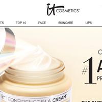 IT cosmetics 化妆品美国网站下单教程与海淘攻略