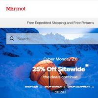 MARMOT土拨鼠户外品牌美国网站海淘攻略