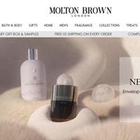 Molton Brown是什么牌子?美国摩顿布朗网站海淘攻略