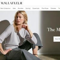 M.M. LaFleur 美国女装品牌 指定商品低至4折