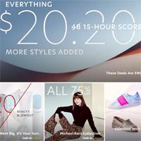 Gilt网站多个时尚热门品牌促销汇总