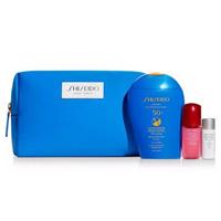 Shiseido资生堂蓝胖子套装 满赠多重礼