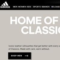 Adidas美国网站海淘攻略