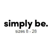 Simply Be 时尚大码女装品牌美国网站