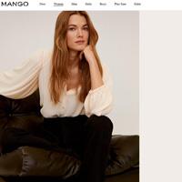 Mango美国服饰品牌网站海淘攻略