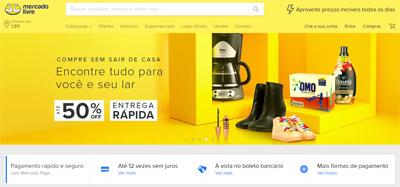 Mercadolivre巴西魅卡多网海淘教程与转运攻略