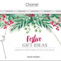 chomel新加坡项链网站海淘攻略与转运教程