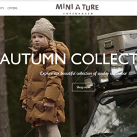 miniature丹麦童装网站海淘攻略
