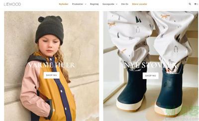 丹麦童装海淘网站有哪些?