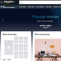 Amazon加拿大亚马逊网站海淘攻略与转运教程