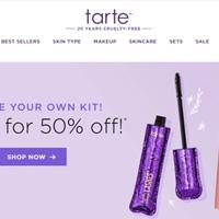 Tarte美国彩妆网站海淘攻略教程