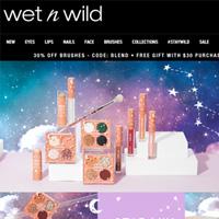 Wet n Wild湿又野美国开架彩妆品牌网站海淘攻略