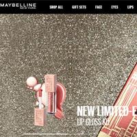 Maybelline美宝莲网站护肤品海淘教程