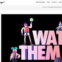 英国耐克Nike网站运动鞋子海淘攻略与转运教程