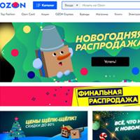 Ozon俄罗斯网站海淘教程与转运攻略
