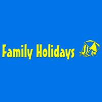 Familyholidays荷兰露营度假预订网站