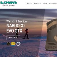 LOWA美国户外运动鞋网站海淘攻略与购物教程