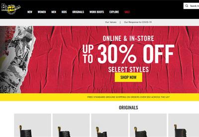 Dr.Martens英国马丁靴品牌网站海淘攻略与购物教程