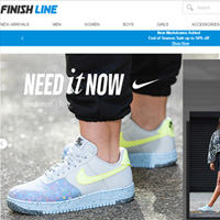 Finishline美国网站海淘攻略与购物教程