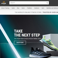 wiggle体育用品英国网站海淘攻略与购物教程