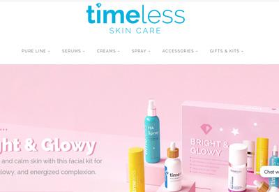 Timeless美国网站海淘攻略