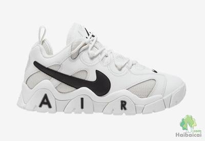 Nike Air Barrage Low男士篮球鞋 海淘折后价$97.5