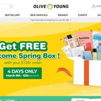 OliveYoung韩国街头化妆品网站海淘攻略