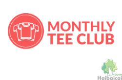MonthlyTeeClub美国T恤每月订购平台网站