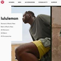 Lululemon露露柠檬美国网站海淘攻略