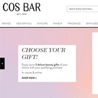 CosBar美国美妆护肤品网站海淘攻略