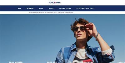 TommyHilfiger汤米希尔费格美国网站海淘攻略与下单教程